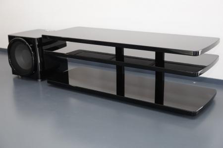 stereo meubel hoogglans zwart rensma.nl