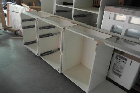 greeplose keuken opbouw